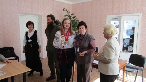 Школьники и ветераны провели в Каменском турнир Днепродзержинск