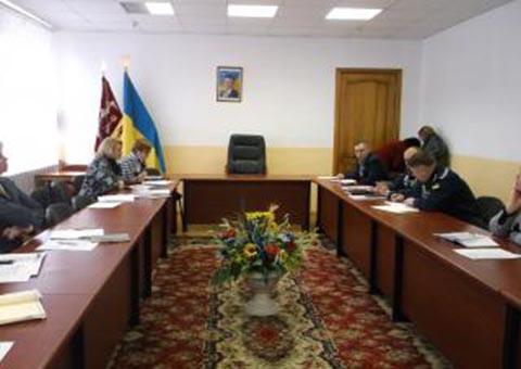 На координационной встрече в Каменском решали вопросы внутренне перемещенных лиц Днепродзержинск