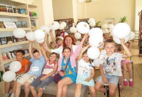 В библиотеке г. Каменское отметили Международный день друзей Днепродзержинск