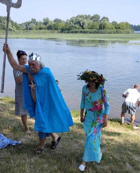 В Каменском по традиции отметили День рыбака Днепродзержинск