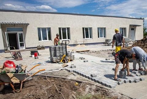 В Куриловке под г. Каменское будет новая амбулатория Днепродзержинск
