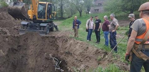 Каменской водоканал на аварийном участке водовода проведет ремонт  Днепродзержинск