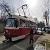 В Каменском произошло столкновение трамвая с легковым автомобилем