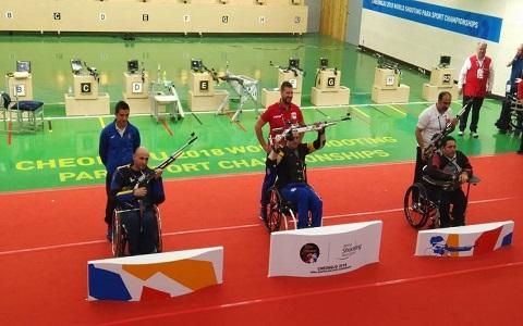Стрелок из Каменского завоевал 2 место на мировом чемпионате  Днепродзержинск