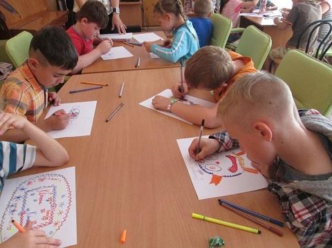В период летнего досуга школьники посещают библиотеки Каменского Днепродзержинск