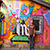 Уличное искусство предложило жителям Каменского этническую тематику