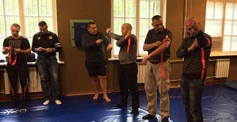 Для полицейских г. Каменское провели тренинги Днепродзержинск