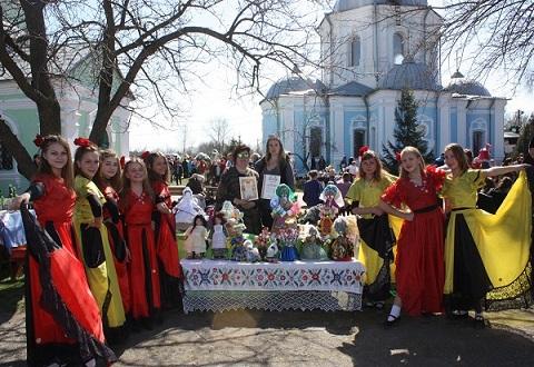 Весна принесла удачу танцорам УВК «Гармония» г. Каменское Днепродзержинск