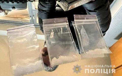 В г. Каменское провели задержание участника группировки наркосбытчиков Днепродзержинск
