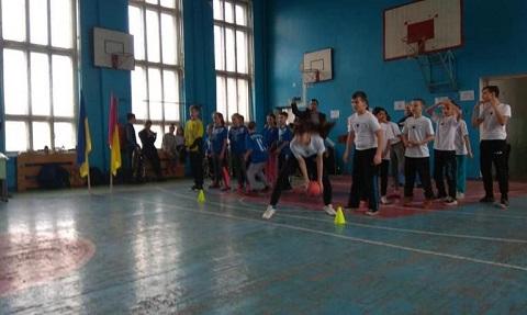 В Каменском дали старт «Играм чемпионов» Днепродзержинск