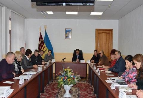 Предприниматели г. Каменское на координационном совете говорили о наболевшей проблеме Днепродзержинск