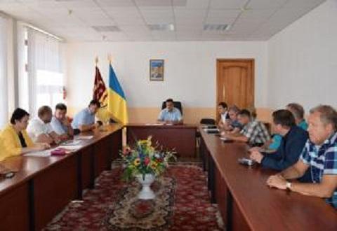 Для упорядоченного размещения МАФ в Каменском разработали новый Порядок Днепродзержинск