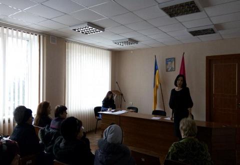В Каменском провели работу с руководителями органов самоорганизации населения Днепродзержинск