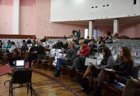 В Каменском продолжаются «Дні сталої енергії» Днепродзержинск