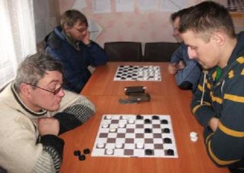 Шашечный турнир выиграл чемпион мира и Европы из Каменского Кирилл Иванов Днепродзержинск
