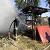 Под г. Каменское спасатели ликвидировали пожар на территории частного домовладения