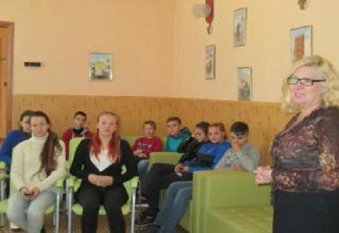 Клуб для подростков г. Каменское  открыл 11-й сезон работы Днепродзержинск