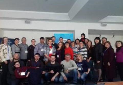 Каменчане стали участниками третьего семинара в рамках проекта «Мостки общественной активности» Днепродзержинск