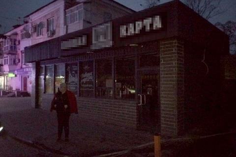 В г. Каменское ликвидировали пожар в торговом павильоне Днепродзержинск