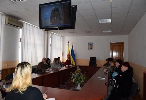 Информационный вебинар провели в Каменском горсовете Днепродзержинск