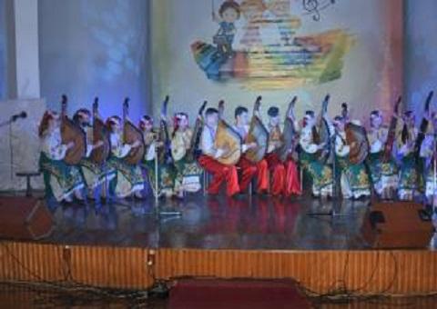 В Каменском поздравили участников конкурса талантов Днепродзержинск