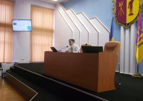 День информирования депутата прошел в Каменском Днепродзержинск