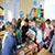 Библиотекари Каменского изучали азбуку безопасности с малышами из «Незабудки»