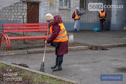 Городской голова г. Каменское провёл объезд территории города  Днепродзержинск