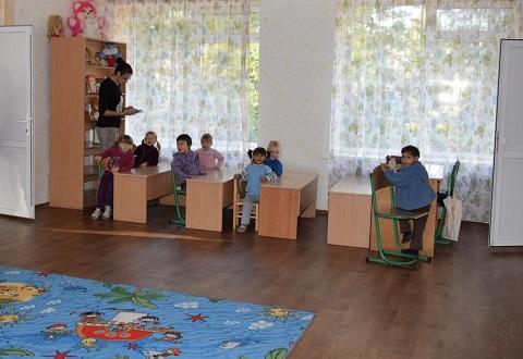 Александр Залевский осмотрел ЦСПР для детей Каменского Днепродзержинск