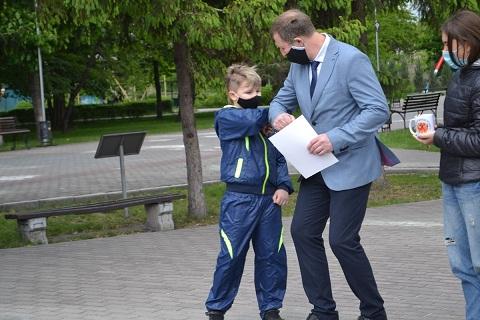 В Каменском провели награждение победителей онлайн-конкурса «Впечатляющий спорт» Днепродзержинск