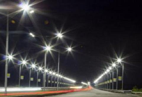 В Каменском изменили график работы наружного освещения Днепродзержинск