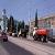 Возле горсовета в Каменском проводят текущий ремонт дороги