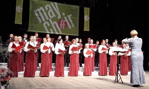 Каменской хор «Cantabile» стал призером международного конкурса Днепродзержинск
