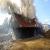 В Каменском на улице Железняка горело хозяйственное здание