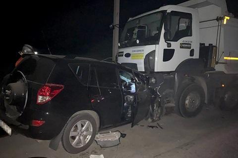 Под г. Каменское в результате ДТП погибли люди Днепродзержинск