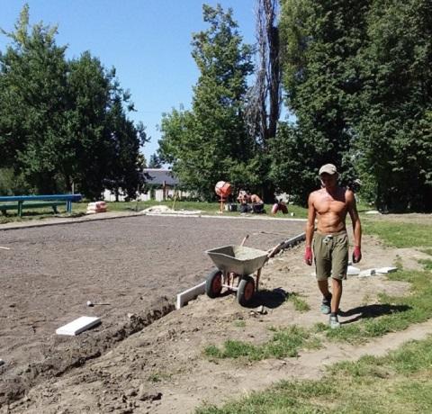 Каменчане реализуют общественные проекты Днепродзержинск