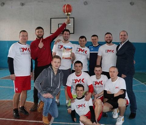 «Энергия молодости» в г. Каменского определила команду лучших баскетболистов Днепродзержинск