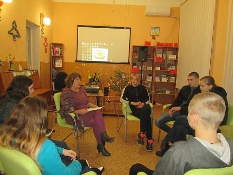 Клуб документального кино г. Каменское  обсудил вопрос о правах человека Днепродзержинск