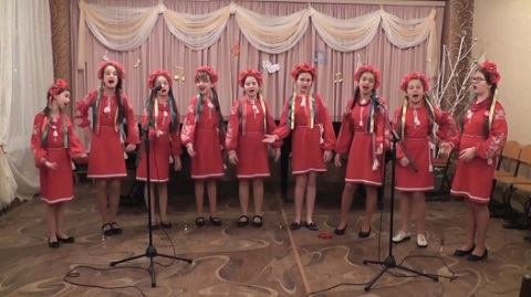 Каменские таланты стали призерами конкурса «Різдвофест» Днепродзержинск