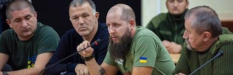 Представители города Каменское вошли в состав  областного Совета ветеранов ООС/АТО Днепродзержинск