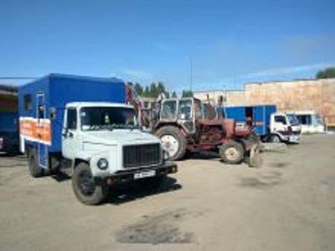 Аварийные службы города Каменское отрабатывают обращения горожан Днепродзержинск