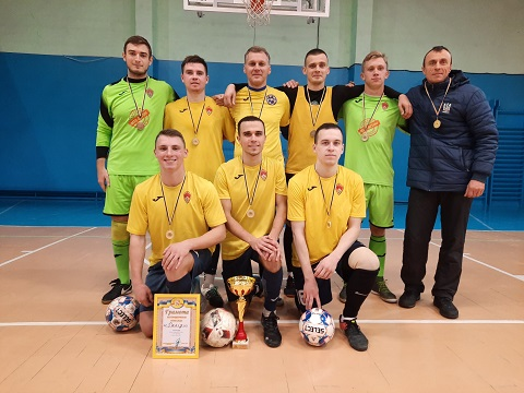 Обладателем «Кубка открытия сезона» по мини-футболу в Каменском стала команда «Рапид» Днепродзержинск