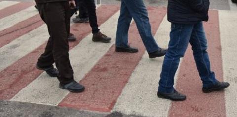 Предприниматели г. Каменское приняли участие в акции протеста Днепродзержинск