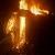 В Южном районе г. Каменское ликвидировали пожар