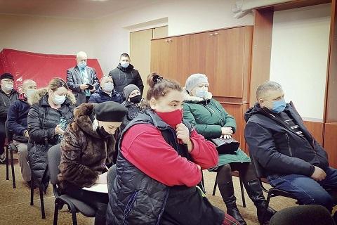 Для сотрудников центрального рынка г. Каменское провели профилактическое мероприятие Днепродзержинск