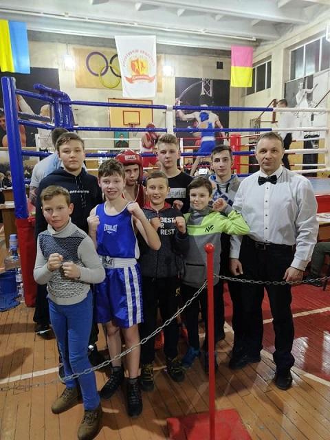 Всеукраинский турнир по боксу прошел на Соцгороде в Каменском Днепродзержинск