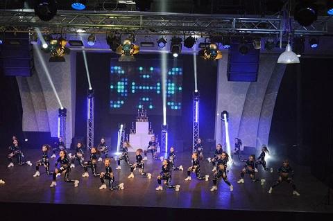 Каменской танцевальный коллектив стал победителем чемпионата Украины Днепродзержинск