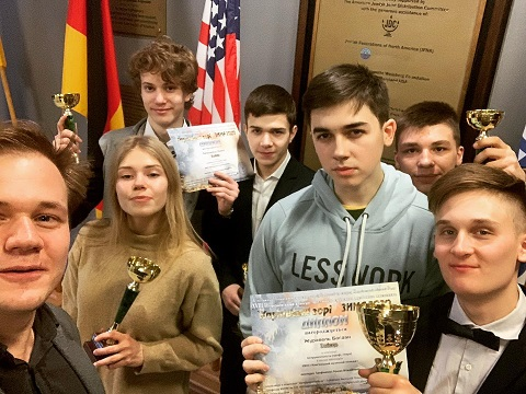 Музыканты из г. Каменское имели успех на конкурсе «Харківські зорі» Днепродзержинск