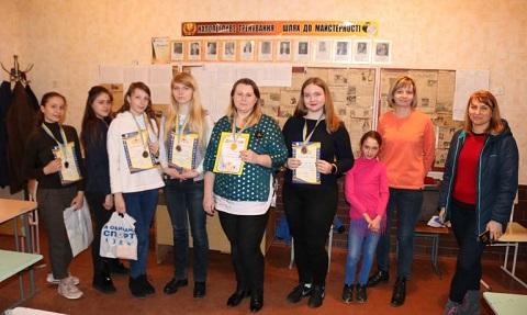 В Каменском День 8 Марта встречают турниром шашистов Днепродзержинск