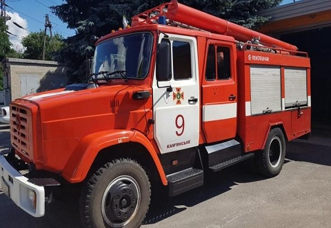 В г. Каменское на пожаре погиб мужчина Днепродзержинск